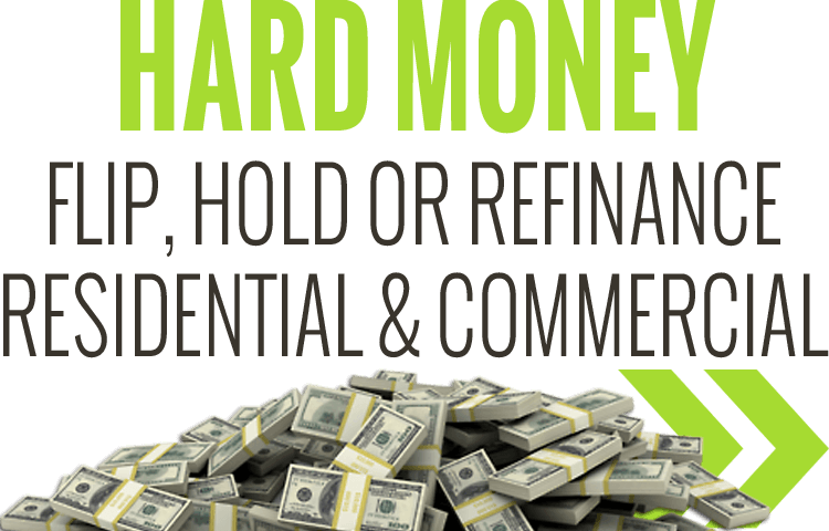 Funding Investment Loans for Hard Money Lender Commercial & Residential